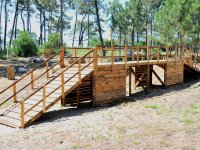 Campo de juego - El Puente
