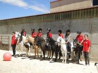 Campamento hípico en Cabrerizos de lunes a viernes