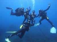 Open Water Diver en La Manga