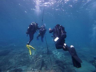 PADI Advanced Open Water Diver course, La Manga
