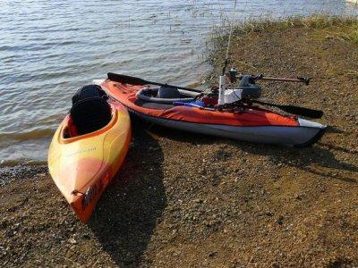 Alquiler de kayak en Sada durante 3 horas