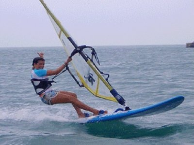 La Escandalosa Windsurf