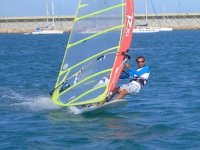 Windsurf course