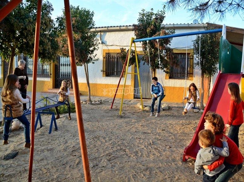Area for children