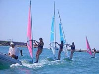 Windsurf for all ages