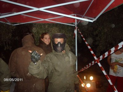 Night Paintball Championship Granada