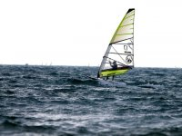Windsurfing in Valencia