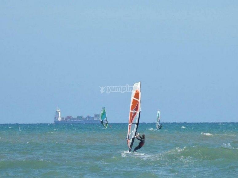 Windsurf partners