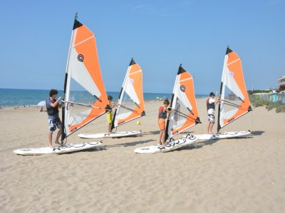 Windsurfing Course, Gava, 8 Hours