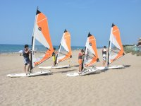 Windsurfing initiation course