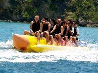 Xtreme banana boat