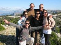 Grupo de expedicionistas