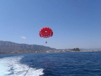 Enjoy the views of Dénia from the sea