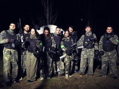Karting y Paintball en Leon