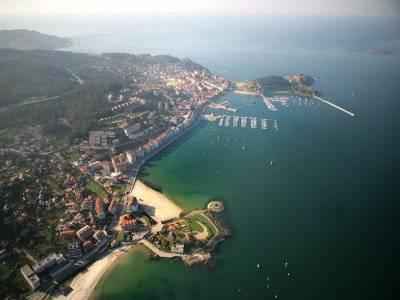RíasBaixas乘船游览酒店和水疗中心