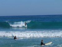 Surf sul mare