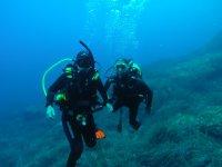 Imparare a immergersi nella spiaggia di Jablillo