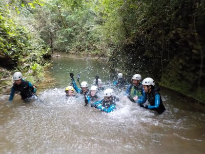 Aquatic Trekking Gorgues de Canet d