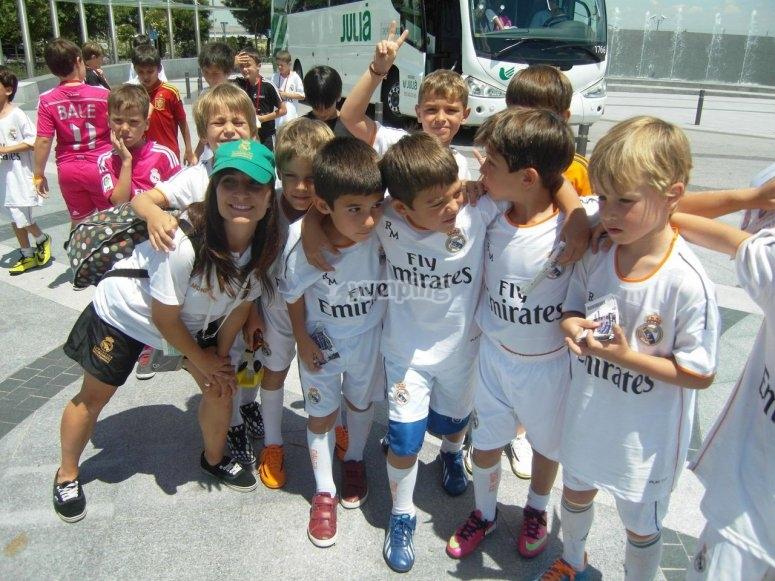 Campus de futbol del Real Madrid