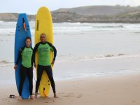 Private surfing classes