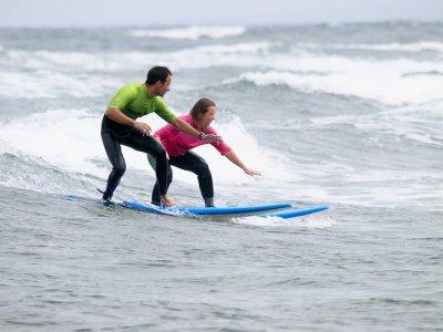 Quiksilver Surf School Surf