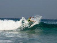 Lezioni di surf nelle Isole Canarie