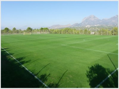 Football Camp & Accommodation, Alicante, 1 week