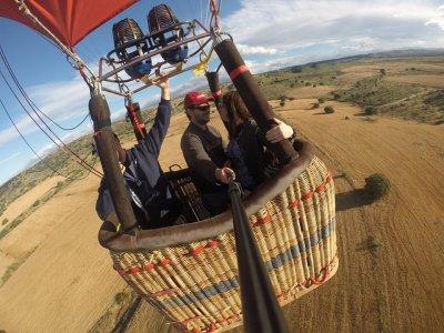 气球乘坐Aranjuez仅限2人