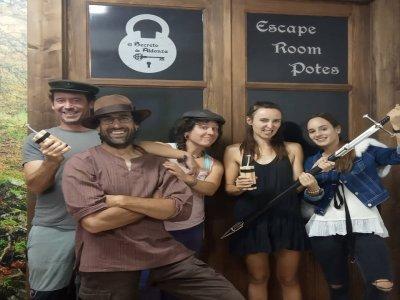 Senda Naturaleza Escape Rooms