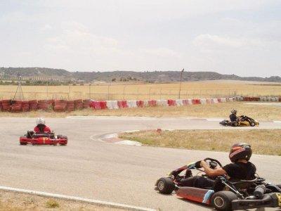 Karting en Ocaña 10 vueltas