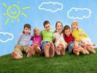 Bambini tra le nuvole