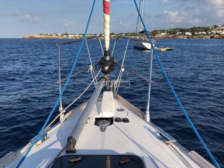popa del velero