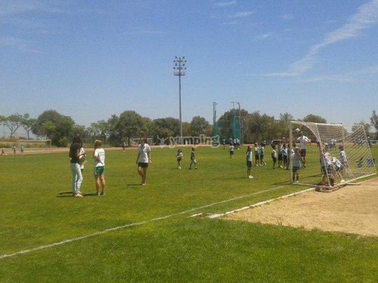 futbol campus