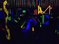 Campo de laser tag