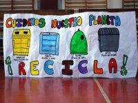 actividad reciclaje