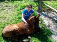 在布尔戈斯骑马开始