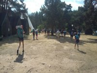 Campamento de aventura en Condemios 1-12 de julio