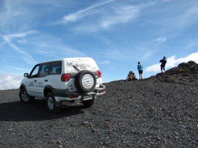 Ascenso al Pic Negre en 4x4 Andorra