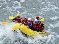 Rafting en Noguera Pallaresa