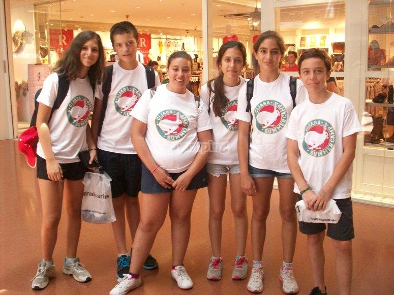 De compras en Cáceres