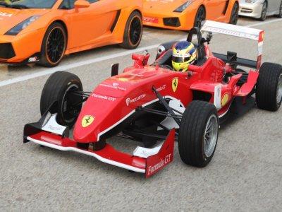 Formula GT Montmeló Team Building