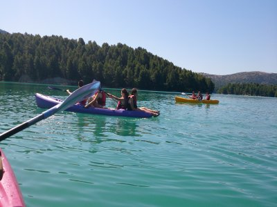 Campamento de verano en Cazorla, turno 7 días