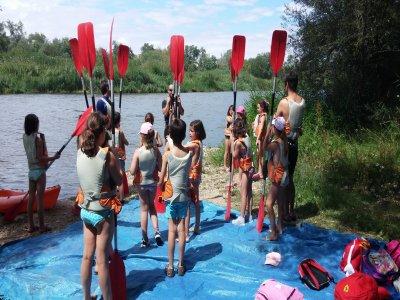 Un día en nuestro campamento de verano, en Toledo