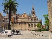 Catedral con la Giralda