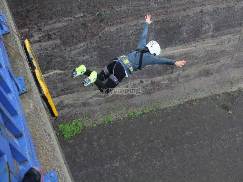 Salto de puenting
