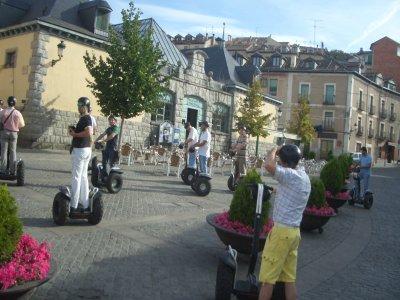 Segwayfun Segovia