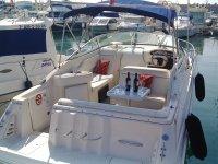 Alquilar barco con patrón en Puerto Banús 2 horas
