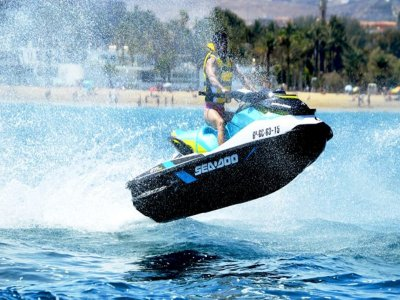 Atlantic Wake Motos de Agua