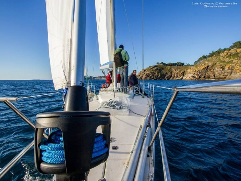 我们的船程帆船帆船
