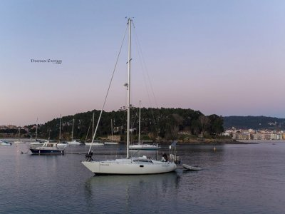 Paseo en Barco con Patrón en la ría de Pontevedra